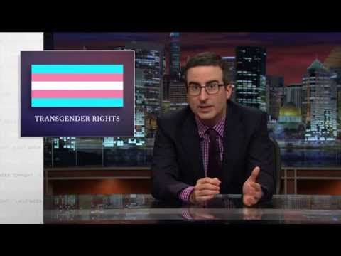 Last Week Tonight with John Oliver: Transgender Rights