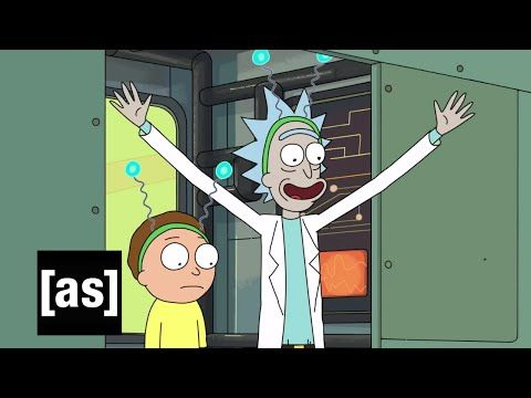 Rick and Morty Season 2 Trailer | Rick and Morty | Adult Swim