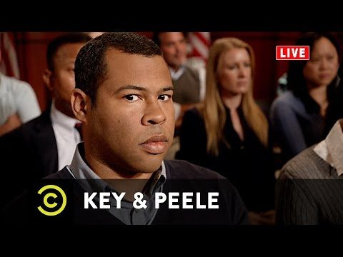 Key & Peele - Exclusive - Town Hall Meeting