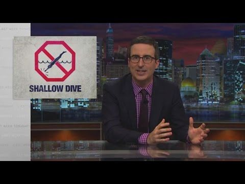 Last Week Tonight with John Oliver: Shallow Dives