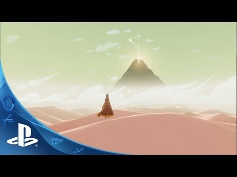 Journey Launch Trailer I Coming July 21 I PS4 Exclusive