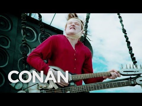 Conan Hits Comic-Con® Mad Max-Style