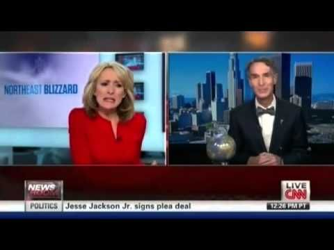 CNN Anchor Asks If Incoming Asteroid Caused By 'Global Warming'... Seriously?