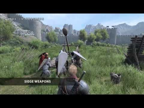 Mount & Blade 2: Bannerlord Gamescom Gameplay Video