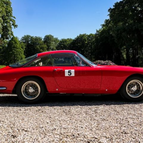 Ferrari 250 GT Lusso . Majestic, elegant and very musical when brought to life.