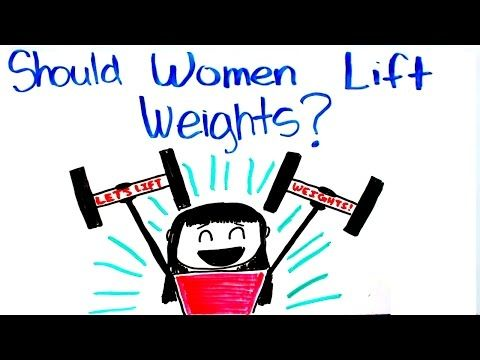 Should Women Lift Weights? - Muscle Myth #1