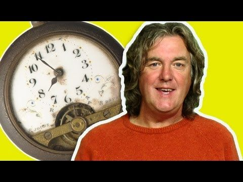 What exactly is one second? - James May's Q&A (Ep 2) - Head Squeeze