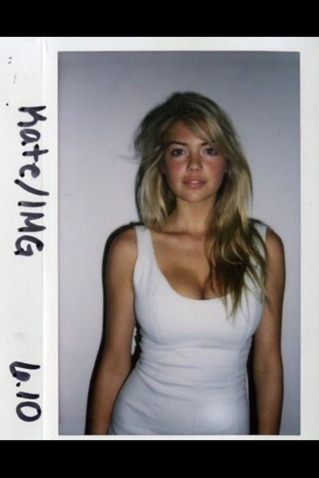 Young(er) Kate Upton!