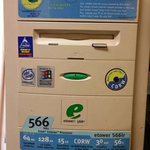 I love this 'never obsolete' tech things