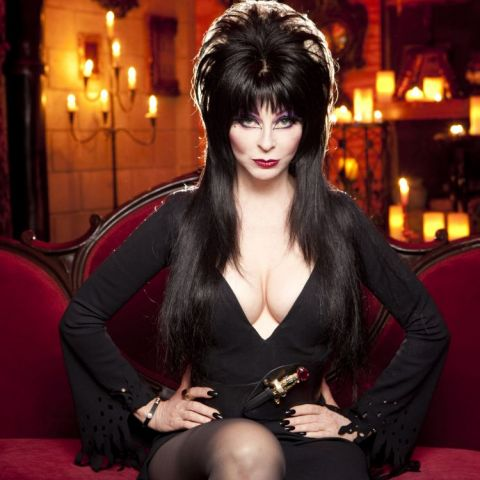 Happy Birthday to Cassandra Peterson aka Elvira, Mistress of the Dark