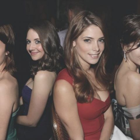Anna Kendrick, Alison Brie, Ashley Greene and Camilla Belle