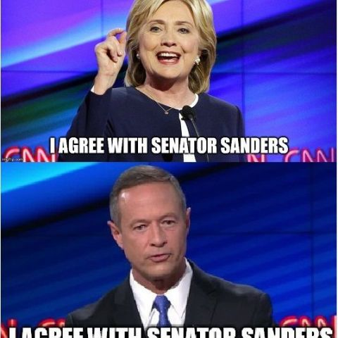 Summary of the debate last night.
