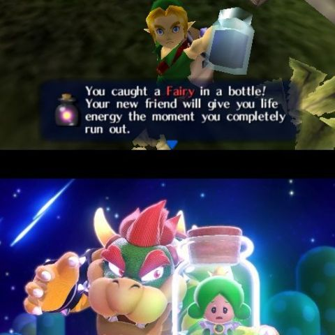 The Nintendo double standard