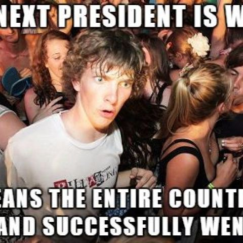 If The Next President Is White...