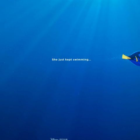 'Finding Dory' Official Teaser Poster