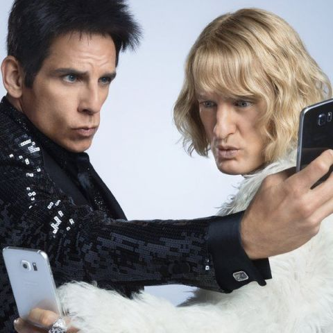 'Zoolander 2' Official Movie Poster