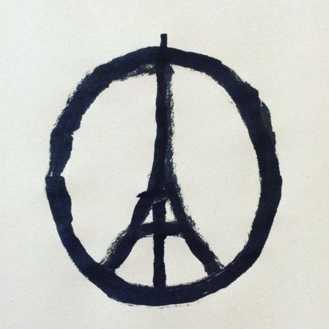 No Cera today...just Peace for Paris
