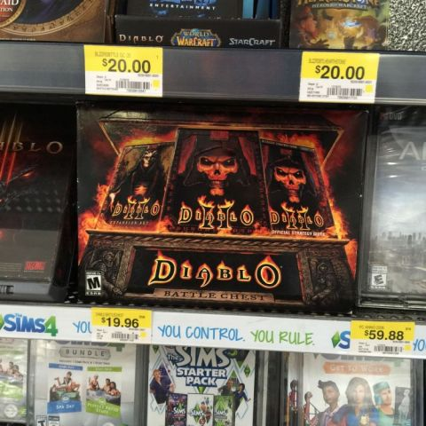 2015 and still being sold at Walmart