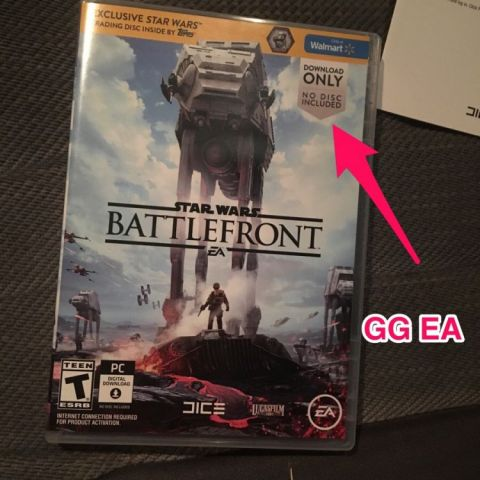 Went to Midnight Release for SWBF3 for PC because I have slow internet, EA did not disappoint!