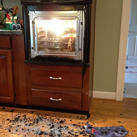 Our Thanksgiving day catastrophe