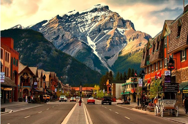 Canada is a beautiful country