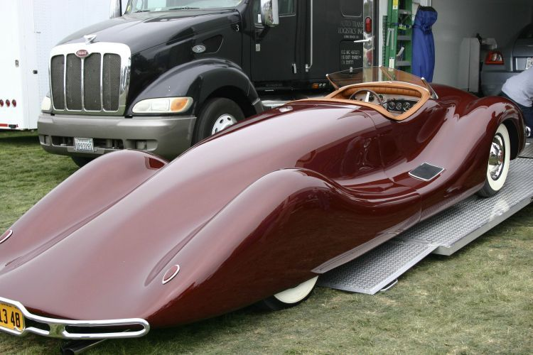 A 1948 Norman Timbs Special.