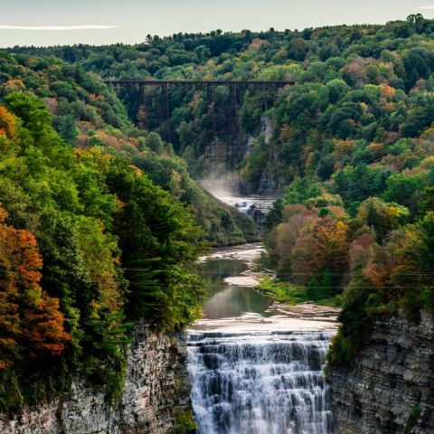 Genesee River, New York, United States