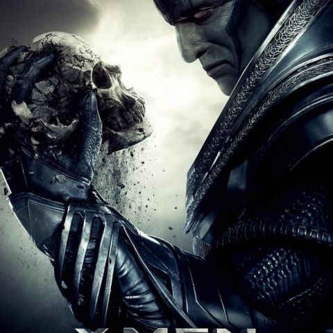 First Official 'X-Men: Apocalypse' Poster