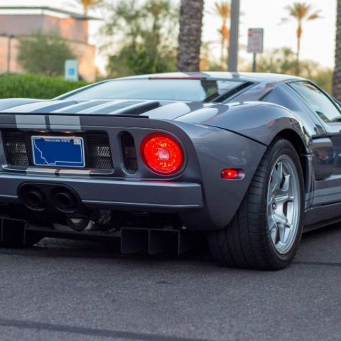 Ford GT at Cars and Coffee Scottsdale