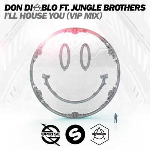Don Diablo - I'll House You feat. Jungle Brothers (VIP Mix)