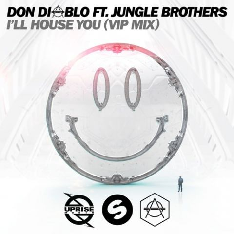 Don Diablo - I'll House You ft. Jungle Brothers (VIP Mix) [OUT NOW]