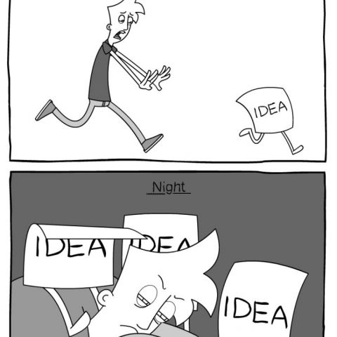 How ideas work