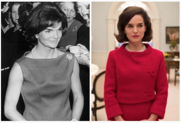 First image of Natalie Portman as Jackie Kennedy in the upcoming