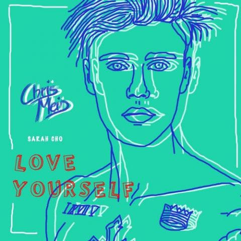 Justin Bieber - Love Yourself (Chris Meid Remix)  [Sarah Cho Cover]