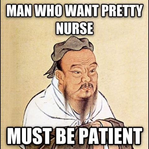 Whatever happened to Wise Confucius?