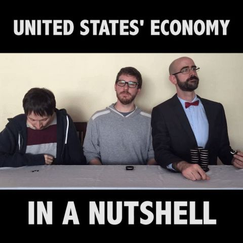 US economy in a nutshell?