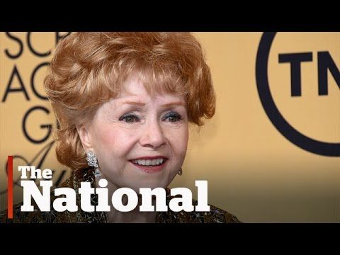 Actress Debbie Reynolds dead at 84