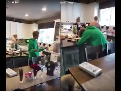 Kid Has Awesome Reaction To Winning Fake Scratch Off Ticket