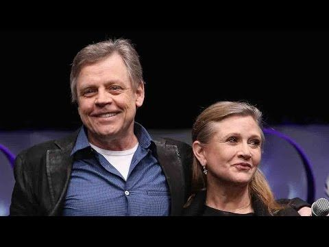 Mark Hamill Honors Carrie Fisher With a Touching Tribute: 'This is Downright Heartbreaking'