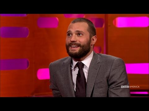 How Jamie Dornan Finishes A Sex Scene | The Graham Norton Show