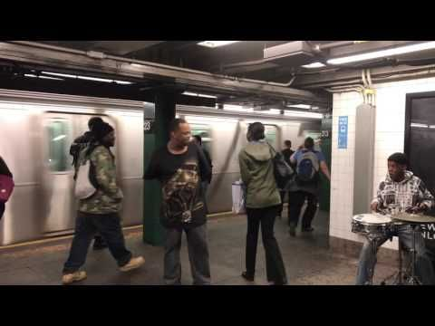 Subway Performer Mike Yung - A Change Is Gonna Come (23rd Street Viral Sensation)