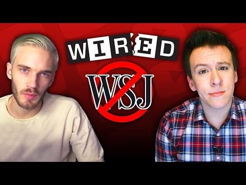 MSM Tried To Destroy PewDiePie and OMG It Just Backfired! So ridiculous...