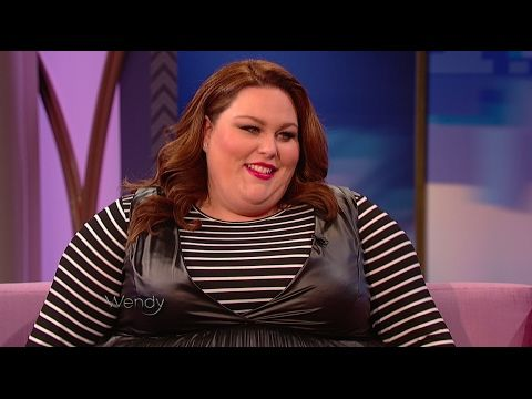 Chrissy Metz Talks