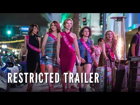 ROUGH NIGHT - Official Restricted Trailer (HD)