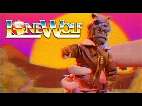 BEST 90s TOY EVER!! (Lonewolf Commercial)