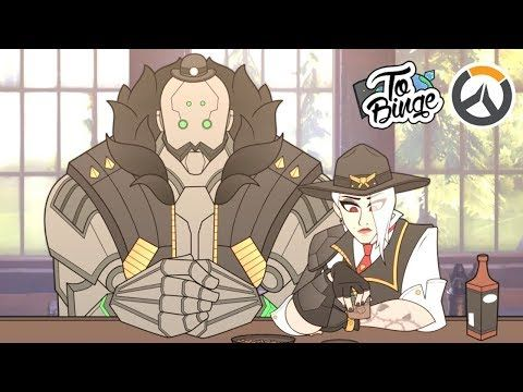 Ashe Makes a Trade: Overwatch Animated