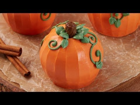 Mini Pumpkin Spice Latte Cakes! w/ Kandee Johnson