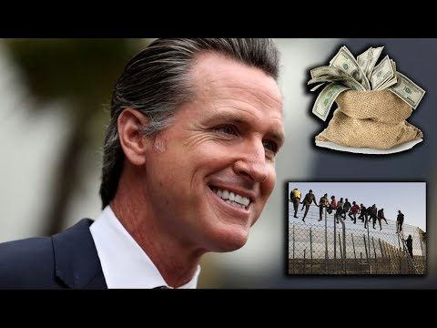 INSANE! California To Give Free Health Care To Illegal Immigrants, Your Money! Individual Mandate.