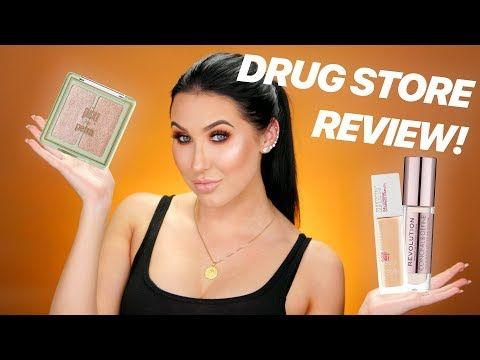 FULL FACE OF DRUGSTORE FIRST IMPRESSIONS