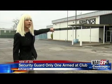 Mass Shooting Stopped By FEMALE Private Security Officer… Where's The Mainstream Media?